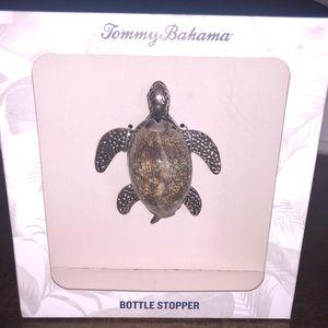 Tommy Bahama wine stopper